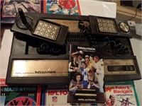 Mattel Electronics Intellevision w/ games