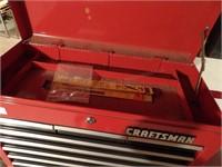 Craftsman stacking tool boxes (2pcs)