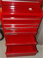 "Snap-On rolling tool box  27x20x38"""