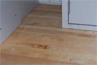 maple 8' countertop