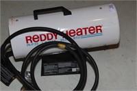 Reddy Heater 35000btu LP gas w/ tank