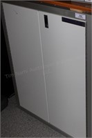 Moduline aluminum cabinet 32wx24dx40h