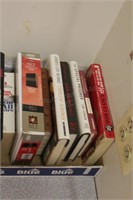 Tom Clancy books & more