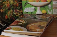 Cook Books: Betty Crocker, Wok, Simply Delicious..