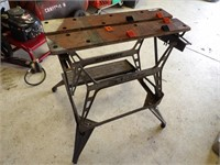 Black & Decker foldable Workbench