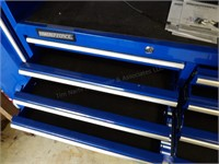 """MasterForce 41"""" Tool Chest w/ keys & side cabinets"""