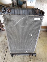 Radiator - Used (probably '89 GMC replacement)