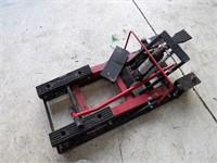 Craftsman riding lawn mower Jack