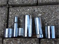 Craftsman Sockets - 3.8 drive fractional & sorter