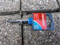 Craftsman Allen sockets on rail + Bits