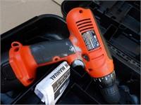 """Black & Decker """"firestorm"""" 8.4v drill (no charger)"""