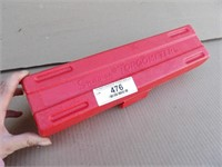 Snap-On Torqmeter Torque wrench inch pounds