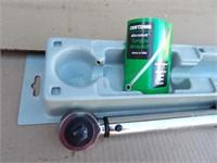 Craftsman torque wrench (inch pound/Newton meters)