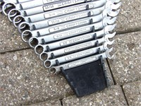"""Craftsman wrench set (mostly complete 11/32-1"""")"""
