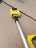 Weller soldering iron,100ft tape & surveying wheel