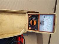 Volt meter, probes & gauges