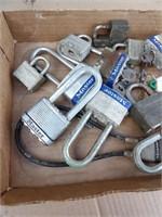 master locks & keys