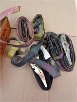 locking Tie down straps