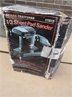 Craftsman power sander