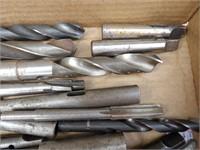 Taper drill bits & tooling