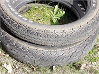 Dunlop qualifier motorcycle tires