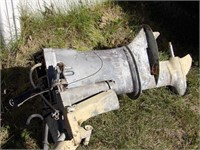 Evinrude Boat motor lower
