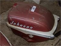 Johnson 7.5hp cover