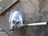 Evinrude boat motor missing recoil