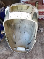 Johnson Seahorse 25 motor cover