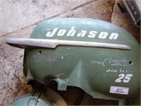 Johnson seahorse 25 cover