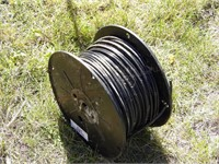 2 spools of wire VW100 600V type T90 8 AWG