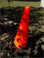 stack of pylons - 2' tall