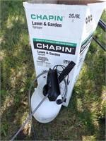 pump & wand style lawn sprayer