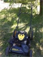 "B&S Brute 22"" S/P lawn mower"