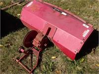wheel horse rototiller attachment