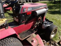Wheel Horse 520H riding lawn tractor
