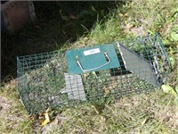Pair of live traps