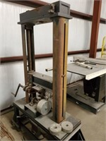 Fork lift   commercial lathe    industrial items