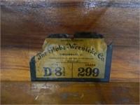Globe-Wernicke Oak  5 Section Stackable Barrister
