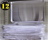 Half size sheet pans (NEW)
