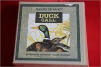 Duck Call Flights of Fancy
