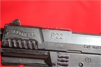 P22 Walther Plastic BB Pistol