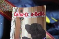 Lot of 2 Reusable Bags and Dog Door Bells