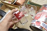 Redwings Mini Keg & Pint Glasses Federov, Legace