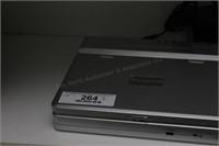 Portable DVD player & cd player