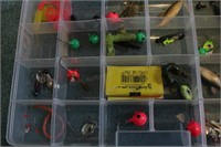 Fishing lures (Lindy Little Joe Jigs & others)