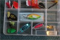 Fishing Lures Spoons (Mepps, Cyclops, Rattlin, ...