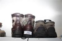 Vibram & Everest size 9.5 boots