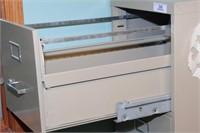 4 drawer upright file cabinet