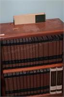 Bookshelf & World Book Encyclopedia